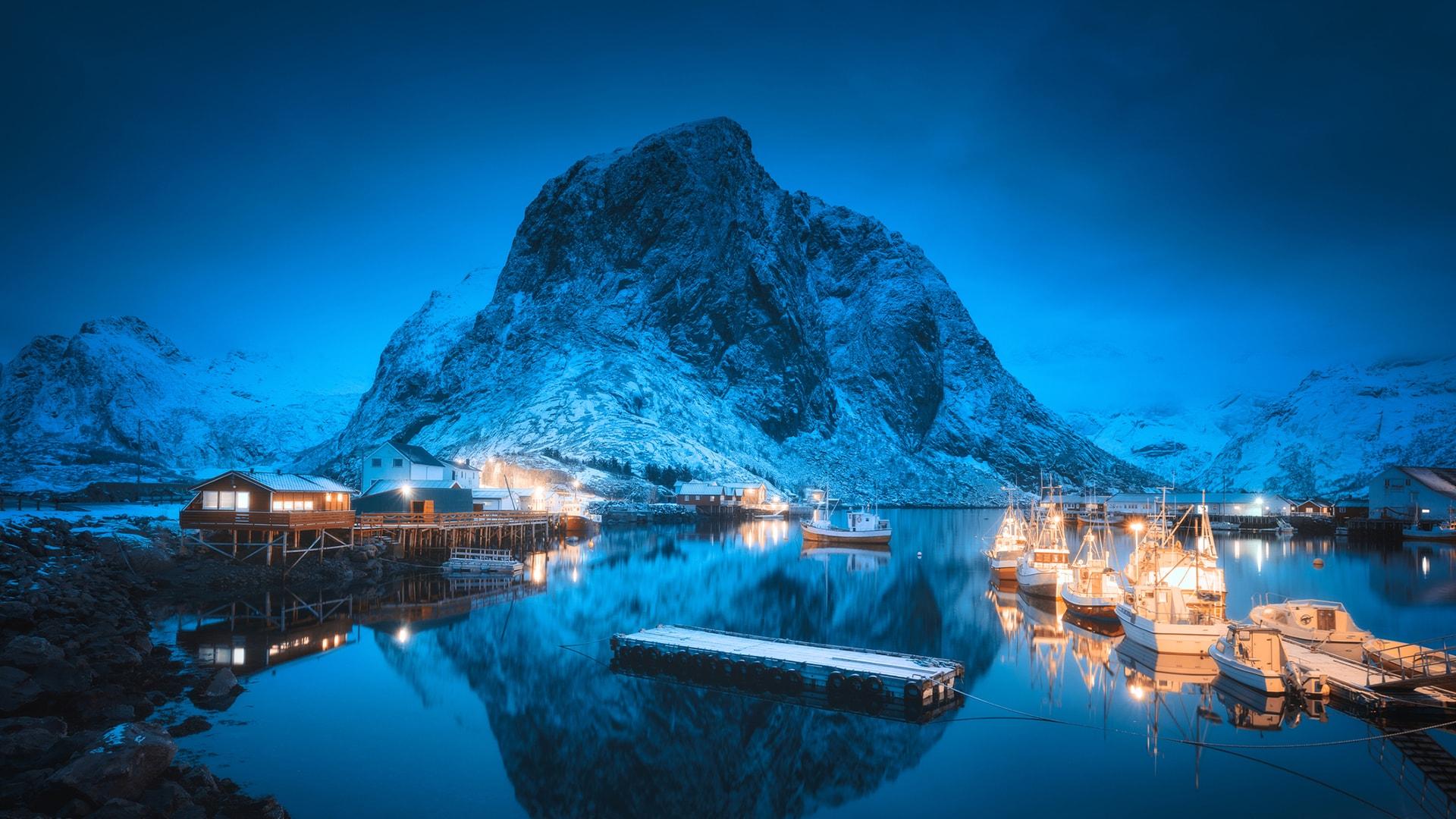 Viaje a medida al Ártico Noruego