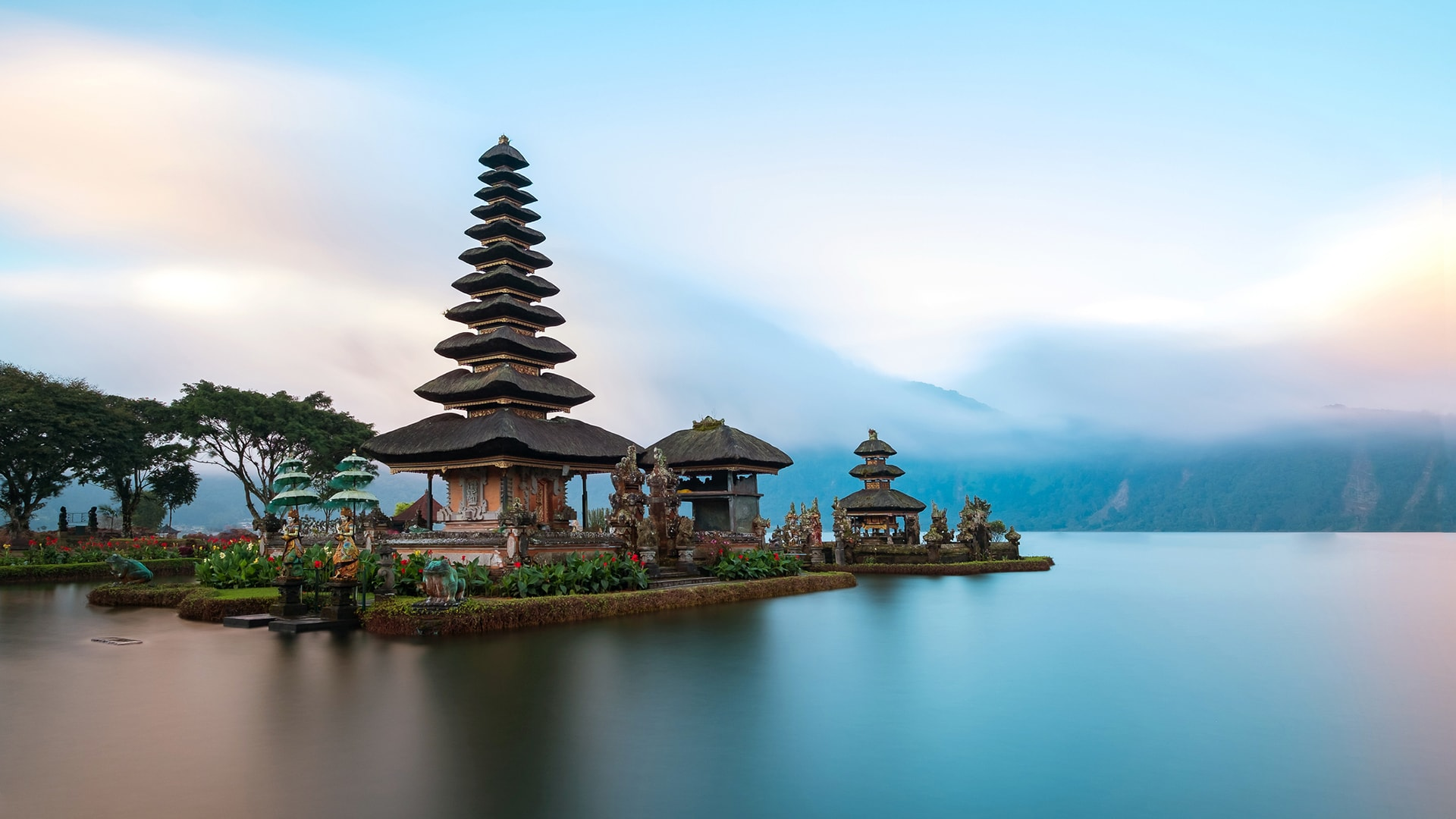 Templos de Indonesia