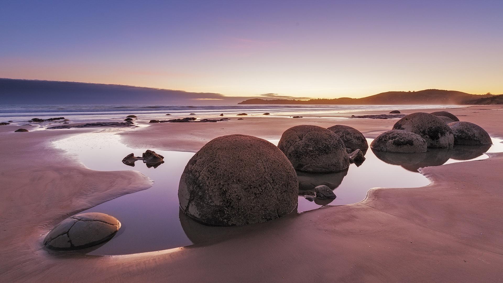 Los paisajes de Nueva Zelanda