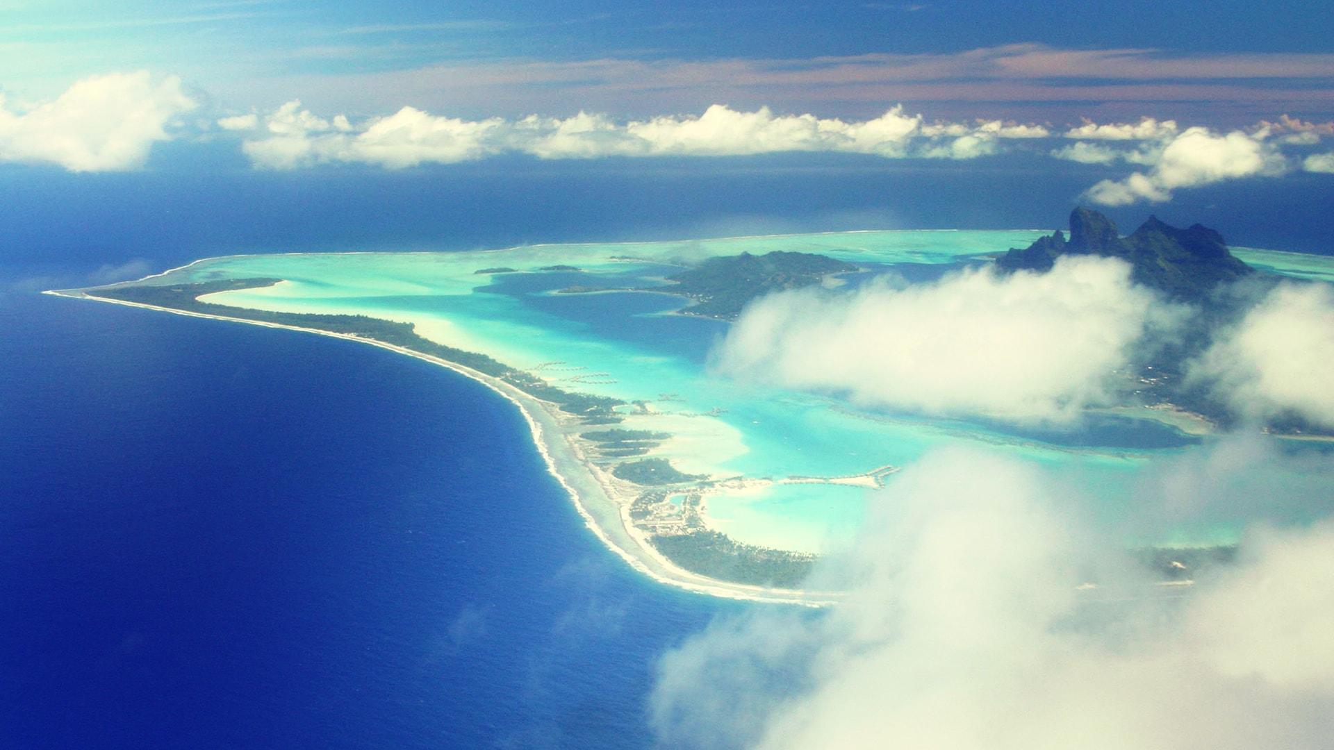 Las maravillosas Islas de la Polinesia