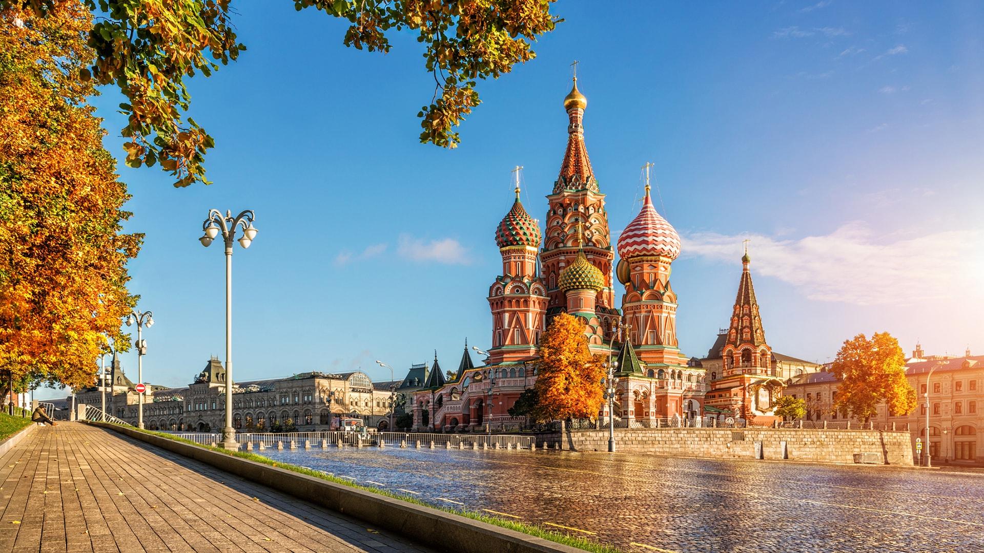 Viaje a medida y exclusivo a Rusia