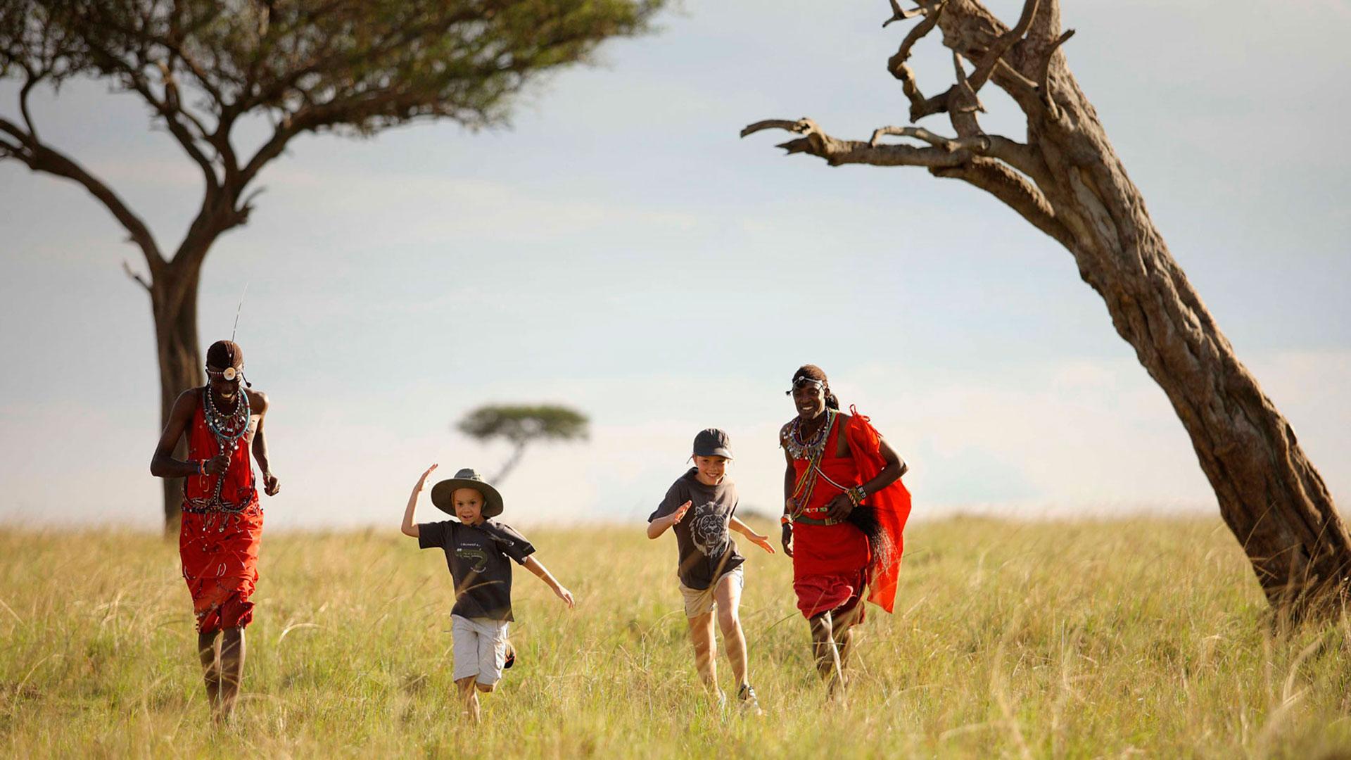Los Viajes en Familia de Nuba