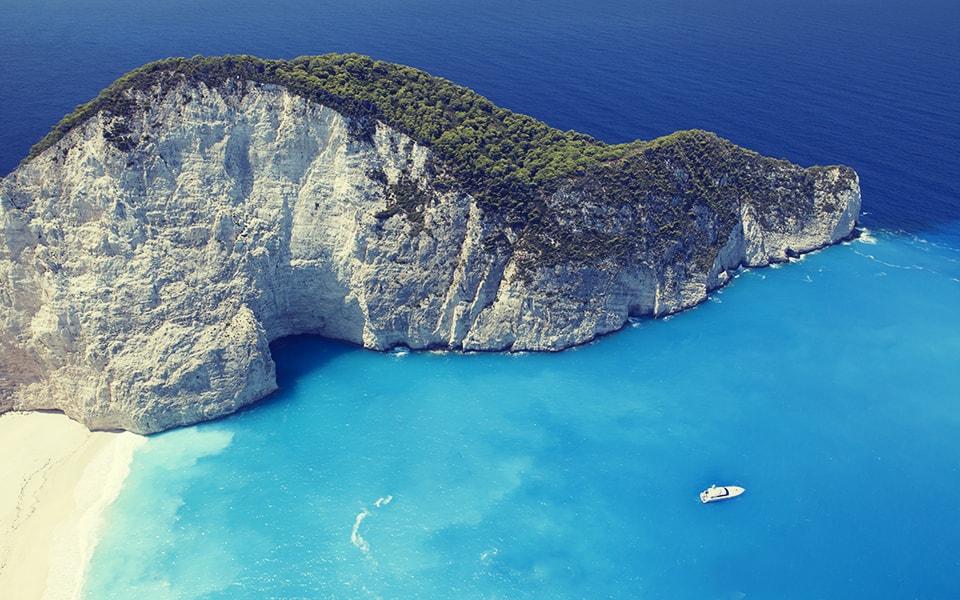 Viajes para dos. Crucero privado por las islas Cícladas