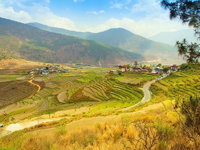 Bután. Trekking y rutas a caballo