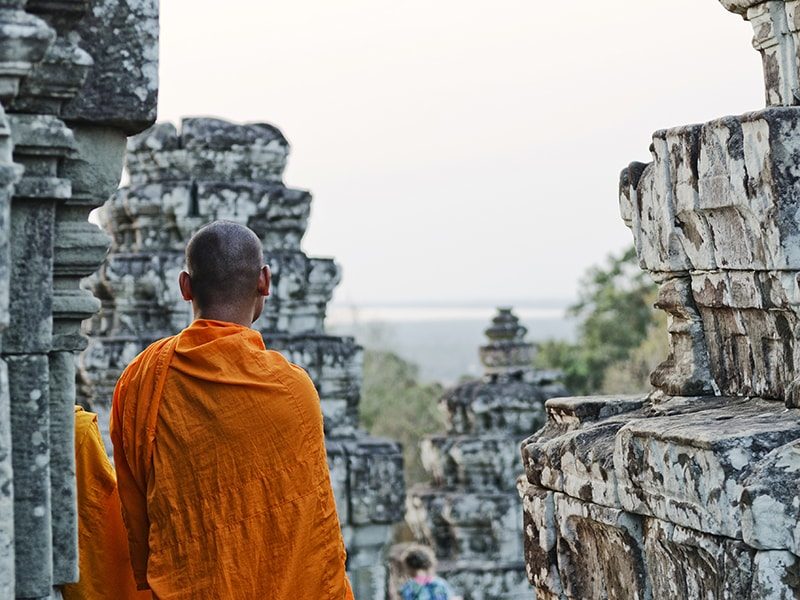 Camboya y Laos. Acceder a una auténtica ceremonia Baci
