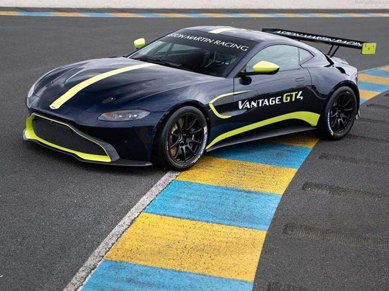 Dubabi / Abu Dhabi. Conducir un Aston Martin GT4 o un F-3000