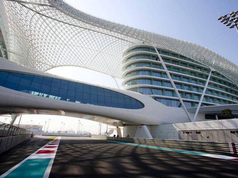 Dubai / Abu Dhabi. Asistir al Gran Premio de Fórmula 1