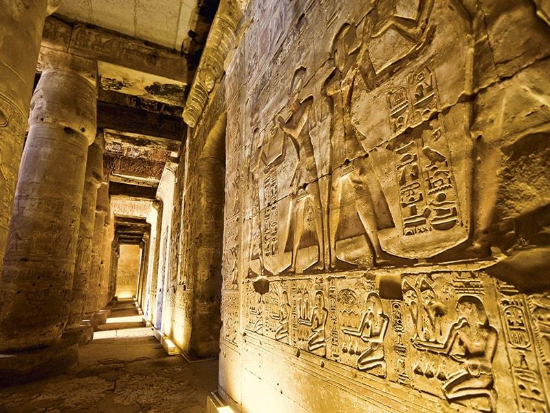 Egipto. Permisos especiales para conocer en privado tumbas