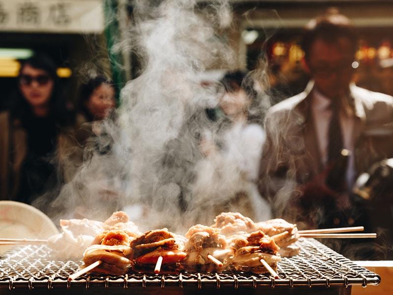 Japón. Aprender las técnicas más novedosas de la cocina japonesa