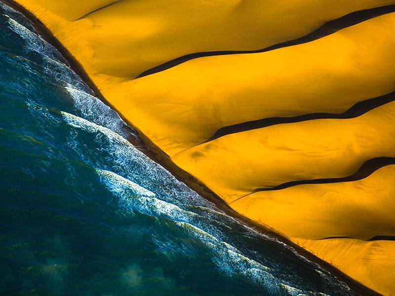Namibia. Sobrevuelo de Skeleton Coast en avioneta privada