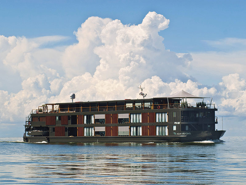 Vietnam. Recorrido único por las tranquilas aguas del Mekong