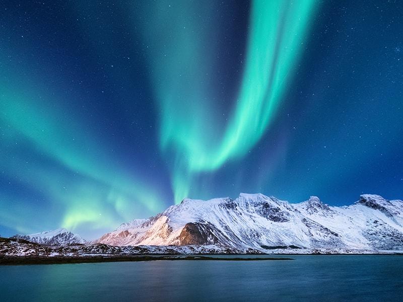 Ártico Noruego. Paseos en canoas a motor