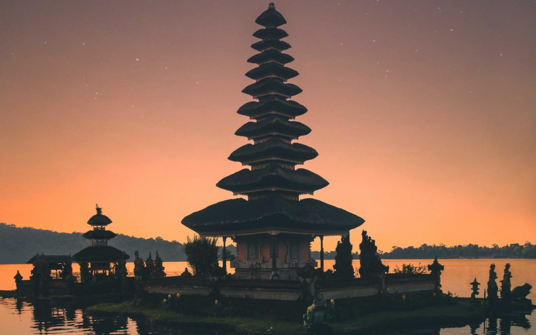 Indonesia por Paulina Camarena