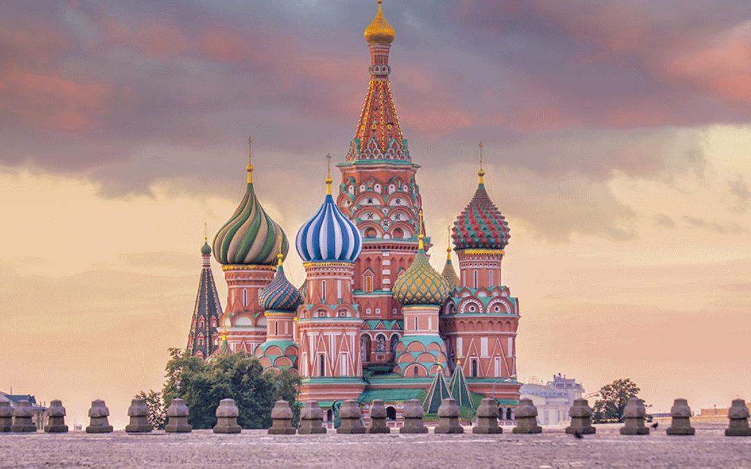 Rusia por Rodrigo Garza